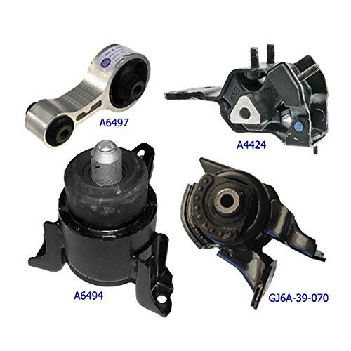 Engine Motor /&Trans Mount Set 3PCS for 2002-2005 Ford Explorer 4.0L //4.6L