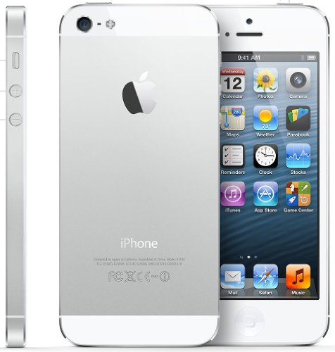 Apple iPhone 5 16GB bianco