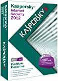 Book Cover For Kaspersky Internet Security 2012 - 3 Users [Old Version]