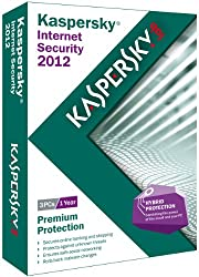 Kaspersky Internet Security 2012 - 3 Users [Old Version]