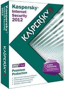 Kaspersky IS 2012 3user/1Yr