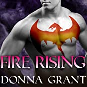 Fire Rising: Dark Kings, Book 2 | Donna Grant