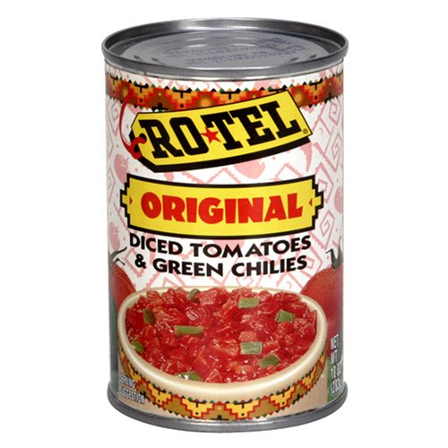Rotel Tomato amp; Green Chilies,