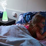 LUCOG-100ML-Essential-Oil-Diffuser-Humidifier-7-Color-LED-Light-Timing-Automatic-Shut-off-for-Bedroom-Nursery-Yoga-Baby-Room