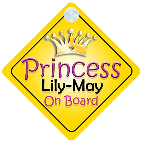 princess-lily-may-on-board-girl-car-sign-child-baby-gift-present-002