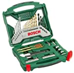 Bosch 50 Piece X-Line Accessory Set