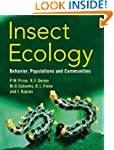 Insect Ecology: Behavior, Populations...