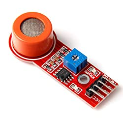 MQ-3 Alcohol Gas Detector Alcohol Ethanol Sensor Module by GAOHOU