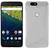 Google Nexus6P TPU ����åץ��С������� [ Softbank Nexus 6P �ͥ����� 6�ԡ� SIM�ե꡼ 5.7����� �б� ] �������� / ��ߤ�ù� / ���եȥե��åȥ�ǥ륫�С� (Google Nexus6P, Design S Clear (Ʃ��))