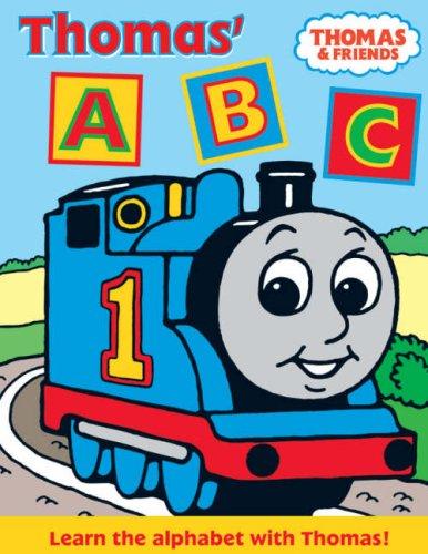 Thomas' ABC: Learn the Alphabet with Thomas! (Thomas & Friends)