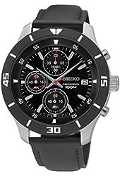 SEIKO Men's Quartz Chronograph Watch SKS405P2