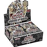 Yu-Gi-Oh.-Juegos de cartas-Boosters Inglés-caja de 24Boosters Breakers of Shadow
