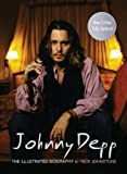 img - for Johnny Depp: The Illustrated Biography book / textbook / text book