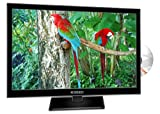 Curtis LEDVD2488A 24-Inch LED HDTV Combo with Built-In DVD Player