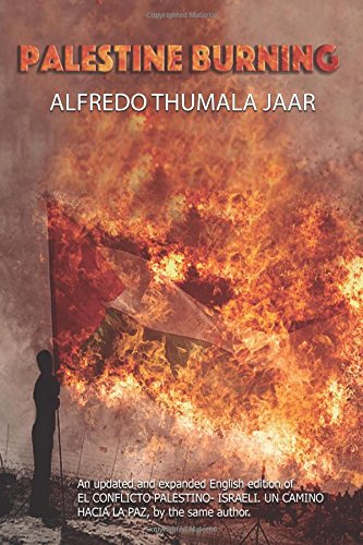palestine-burning