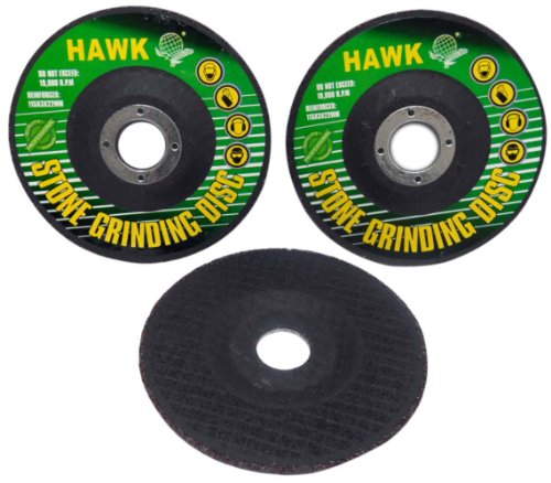 SET OF GRINDING DISCS : ( Pack of 11 Pcs )