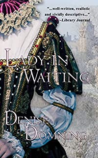 Lady In Waiting by Denise Domning ebook deal
