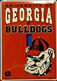 Georgia Bulldogs Light Switch Cover (single)