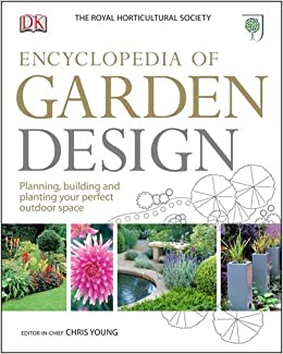 Rhs encyclopedia of garden design dk for Garden design books