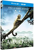 Amazonia [Blu-ray 3D + Blu-ray] [Blu-ray 3D]