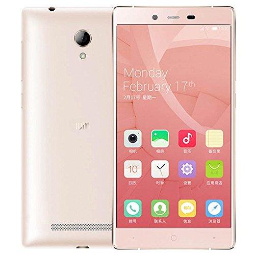 3000mAh IUNI i1 5.2 inch IPS 2.5D Unlocked Cellphone RAM 2GB ROM 32GB Quad Core 4G LTE 3G Smartphone 13MP Camera 1920x1080 pixels (Pink)