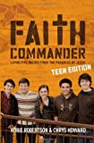 img - for Faith Commander Teen Edition: Living Five Values from the Parables of Jesus book / textbook / text book
