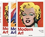 img - for Modern Art - 2 Vol. (25) book / textbook / text book