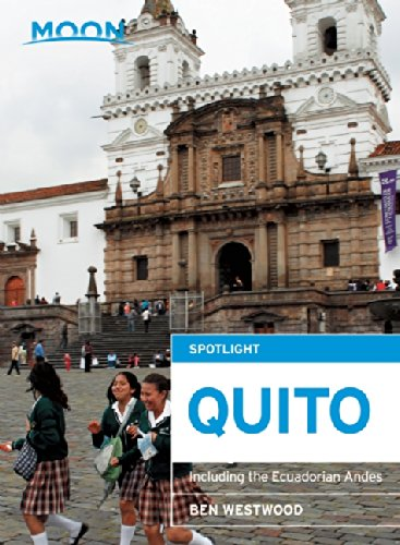 Moon Spotlight Quito (Moon Spotlight Series)