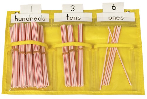 Carson Dellosa Counting Caddie Pocket Chart Pocket Chart (5616) (Days In School Chart compare prices)