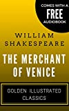 Image of The Merchant Of Venice: Golden Illustrated Classics (Comes with a Free Audiobook)