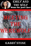Meeting the Werewolf: A Young Adult Paranormal Romance Story (Jareds Quest (1))