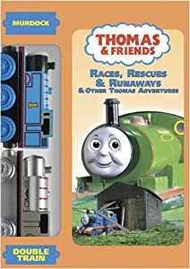 Races Rescues & Runaways (Double Train Toy)