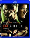 Unfaithful [Blu-ray] (Bilingual)