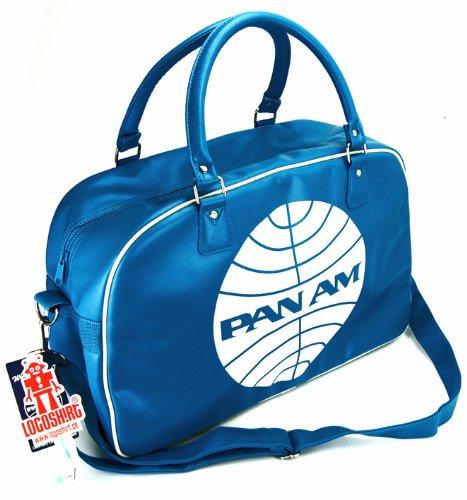 PAN AM Retro Airliner Tasche Reisetasche Sporttasche