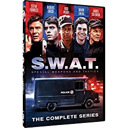 S.W.A.T. - The Complete Series