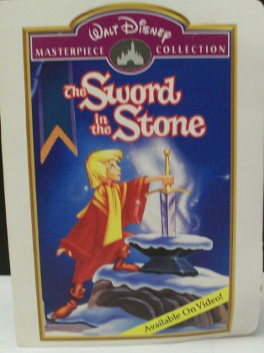 1995 McDonald's Happy Meal Toy from Walt Disney's The Sword In The Stone - 1