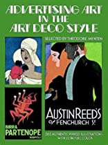 Advertising Art in the Art Deco Style (Picture Archives)