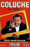 echange, troc Coluche : Ni Pour [VHS]