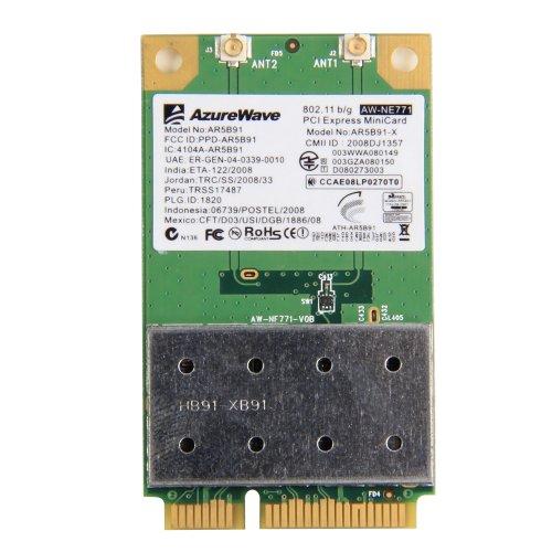 Atheros ar5b91 wireless network