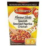 Schwartz Flavour Shots Spanish Smoked Paprika Chicken (52g)