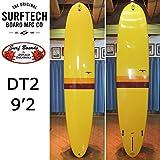 HPD ハワイアンプロデザイン Donald Takayama ドナルドタカヤマ サーフボード DT2 9'2 YELLOW SURF TECH サーフテック