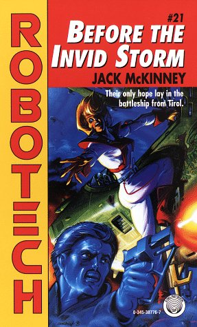 Before the Invid Storm (Robotech)