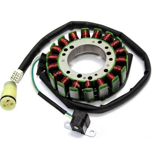 Caltric Stator Generator Fits Yamaha Grizzly 660 450 400 350 YFM660 2002-2011 (2011 Yamaha Grizzly 450 compare prices)