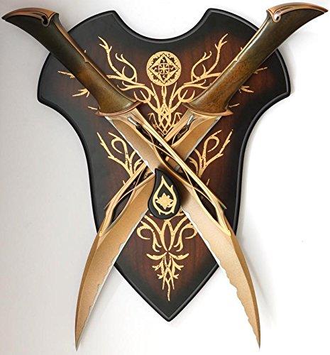 Der Hobbit Tauriel Messer -Tauril Schwerter