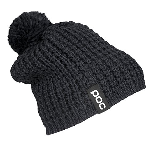 POC, Cappello Color, Nero (Uranium Black), Taglia unica