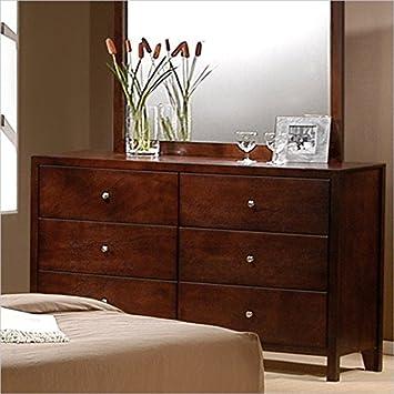 Fleming Dresser (Cherry Finish)
