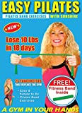 Easy Pilates Band Exercises DVD + FREE PILATES BAND. Easy Pilate's Fitness & Weight Loss Exercise DVD Great for Moms, Brides, Women, Easy Fast Safe Weight Loss Pilates Exercises DVD
