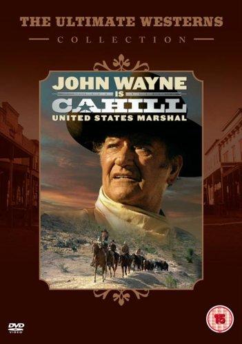 Cahill - U.S. Marshall [DVD] [1973]