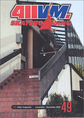Cover art for  411VM Skateboarding 49