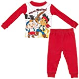 Disney Toddler Boys Jack & The Neverland Pirates 2Pc Pajama Set